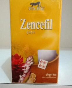 Zencefil Poşet Çay - Pars