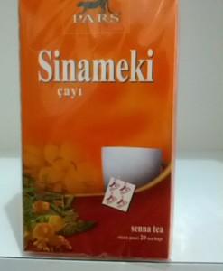 Sinameki Poşet Çay - Pars