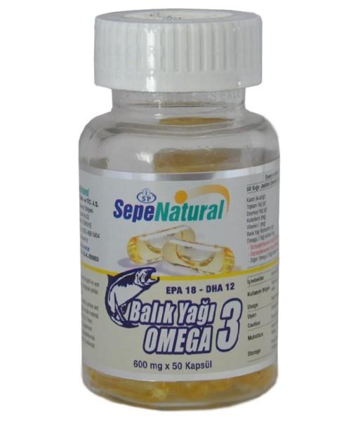Sepe Natural Omega 3